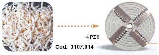 DISCO SFIL.TEFLON 4lame -4PZ8 | Novalberghiera