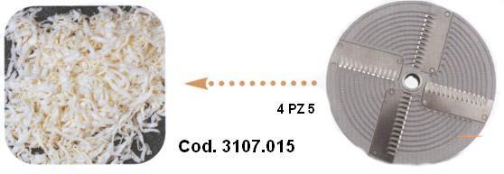 DISCO SFIL.TEFLON 4lame -4PZ 5   Novalberghiera