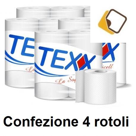 CONF.4 ROTOLI C.IGIENICA mt.72 | Novalberghiera