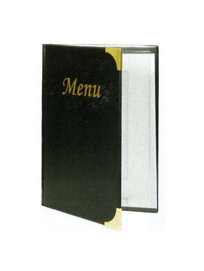 MENU BASIC NERO A5