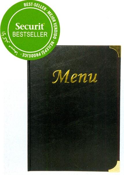 MENU BASIC NERO A4