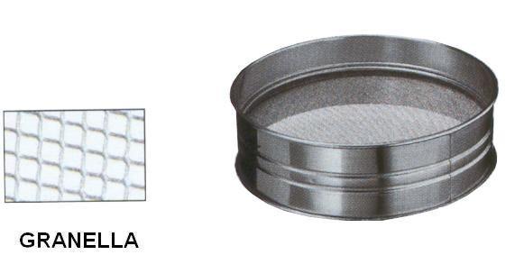 SETAC.INOX GRANELLA cm25|Novalberghiera