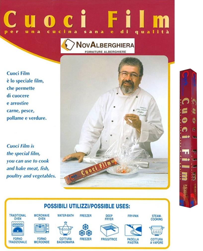 CARTA CUOCI FILM cm 500x50h | Novalberghiera
