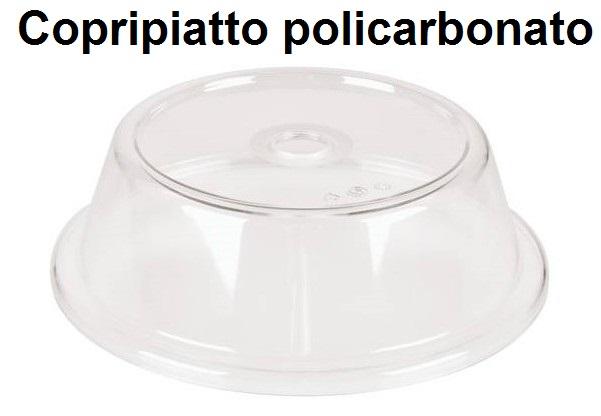 COPRIPIATTO POLICARBONATO | Novalberghiera