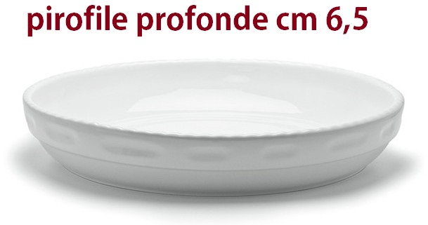 PIROFILE PROFONDE cm 6,5 Novalberghiera