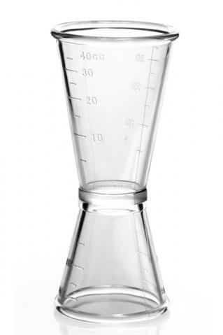 JIGGER IN PLASTICA 20-40ml. | Novalberghiera