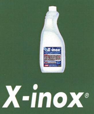 X-INOX  KG. 0,75 | Novalberghiera