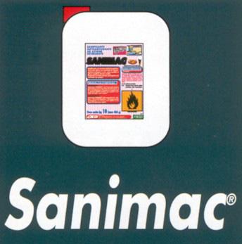 SANIMAC  KG.5 (sanifica) | Novalberghiera
