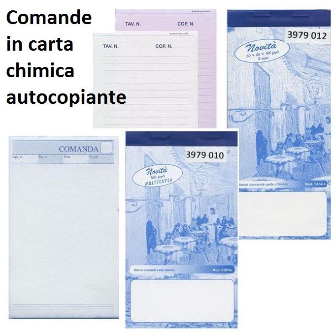 BLOCCHI COMANDE|Novalberghiera