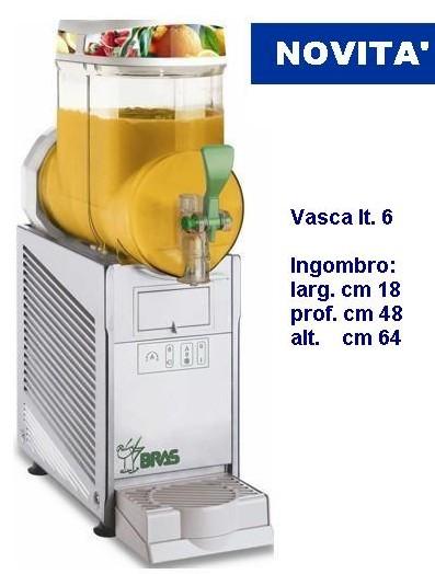 GRANITORE 1 VASCA DA 6 Lt.|Novalberghiera