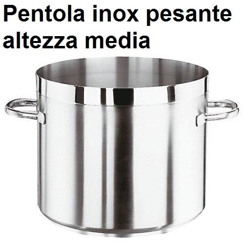 PENT.MEDIA INOX PESANTE | Novalberghiera