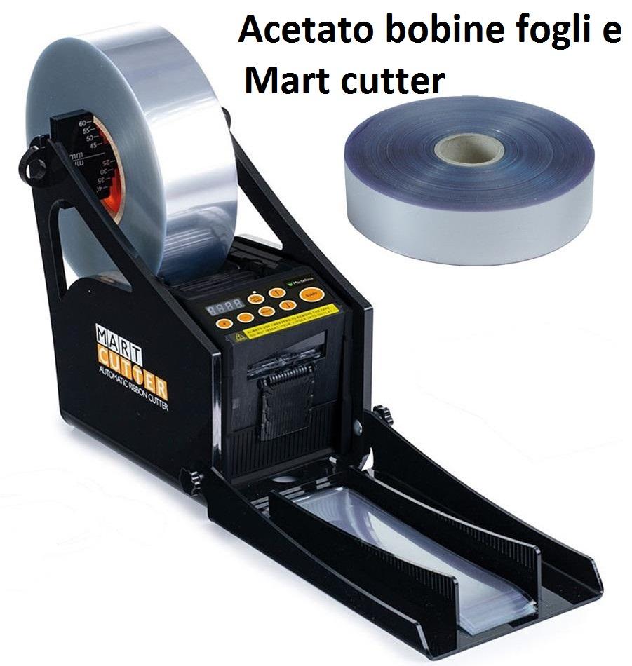 ACETATO BOBINE E FOGLI|Novalberghiera