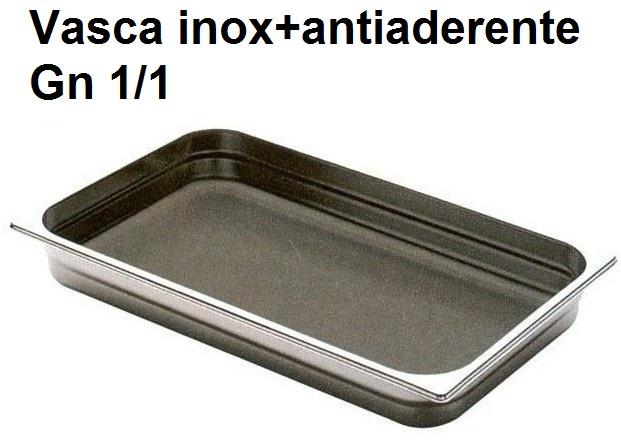 VASCA INOX GN+ANTIAD.1/1 | Novalberghiera