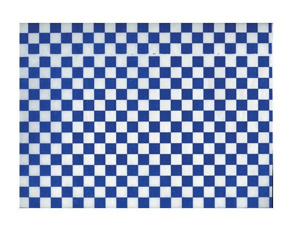 C.1000 FOGLI ANTIGRASSO 30x30 Q.BLU Novalberghiera