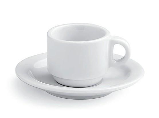BASIC TAZZA CAFFE C/PIATTO|Novalberghiera