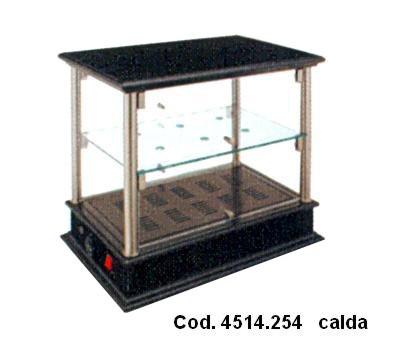 VETRINA 2P/C.N. 54x35x47h-VR542MN | Novalberghiera