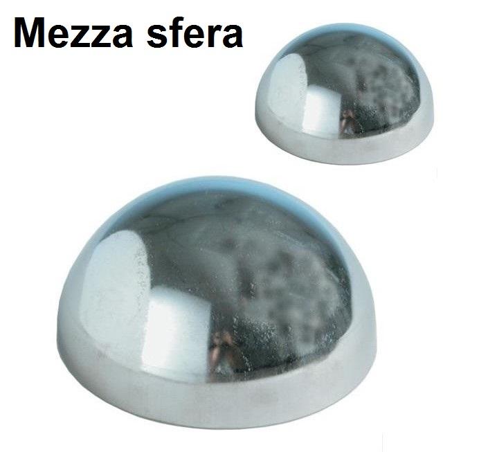 STAMPO  MEZZA SFERA INOX|Novalberghiera