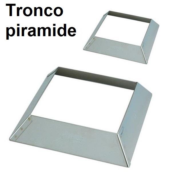 ST TRONCO/PIRAMIDE INOX Novalberghiera