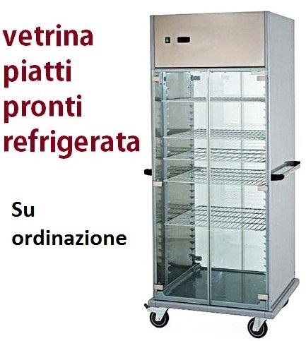 CARR.PORTAPIATTI Refrigerato Novalberghiera
