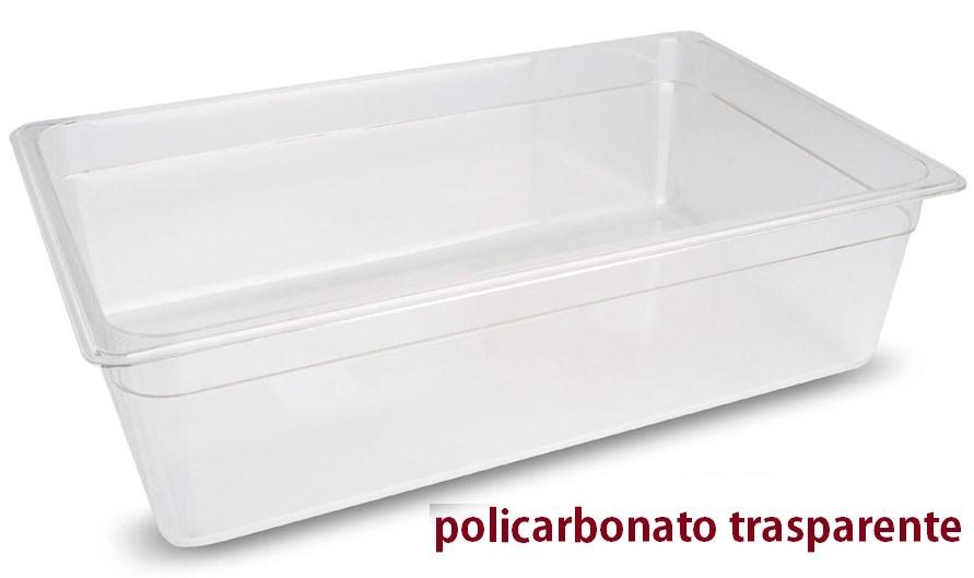 VASCA POLICARB. GN 1/1|Novalberghiera