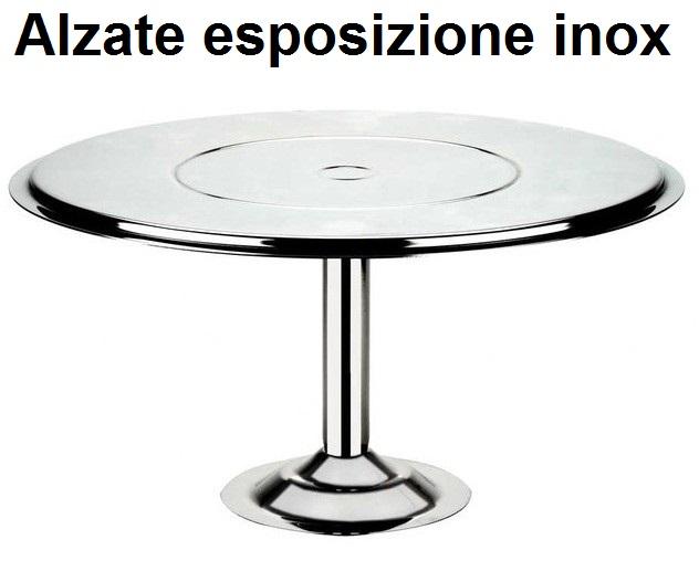 ALZATA INOX 1 PIANO | Novalberghiera