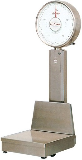 BILANCIA BILICO kg.400 INOX-882 | Novalberghiera