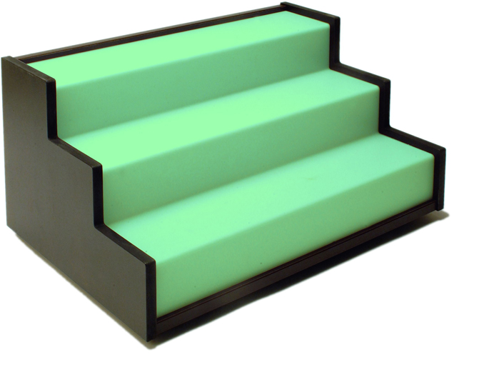 GRADONE 3P.BOTTIGLIE LED 1C. | Novalberghiera