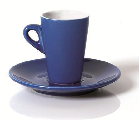 N.6 TAZZE CAF.C/P ELEGANT BLUETTE | Novalberghiera