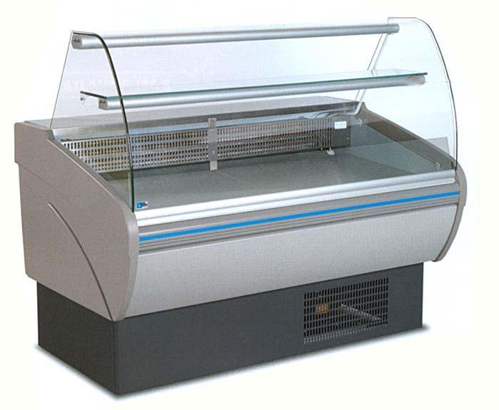 VETRINA GASTRO SMART cm 250x93x126h | Novalberghiera