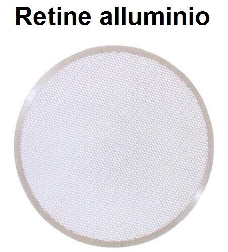 SERIE RETINE ALLUMINIO