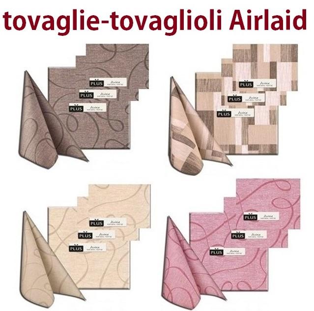 SERIE TOVAGLIE AIRLAID