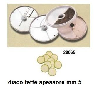 DISCO FETTE mm 5 -28065 | Novalberghiera