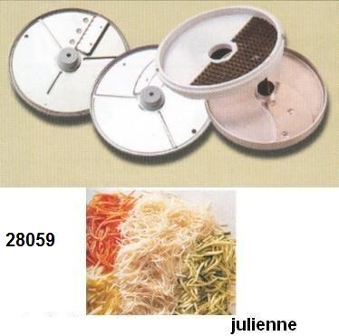 DISCO JULIENNE mm 5 -28059 | Novalberghiera