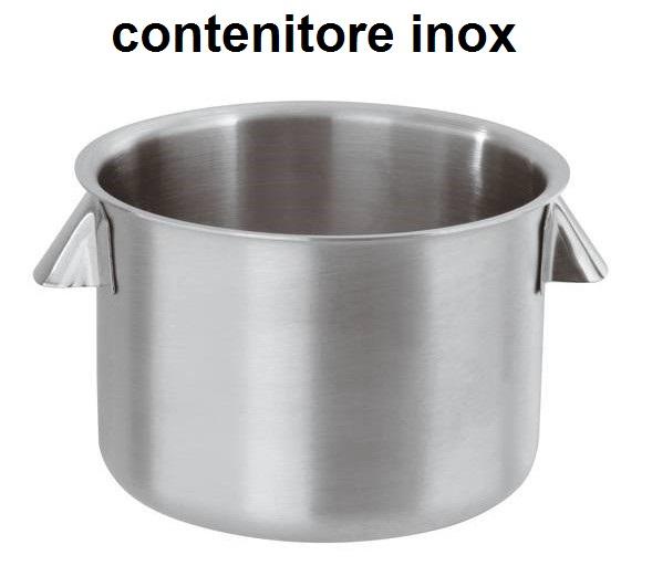 CONT.CILINDRICO INOX | Novalberghiera