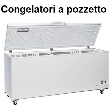 SERIE CONGELATORI POZZETTO | Novalberghiera