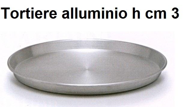 SERIE TORTIERE ALL. cm 3h | Novalberghiera