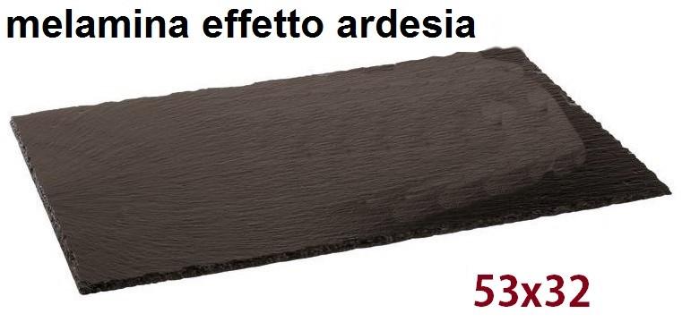 PIASTRA RETT.MEL.cm 53x32 N|Novalberghiera