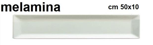 VASSOIO MELAMINA BI.cm 50x10|Novalberghiera