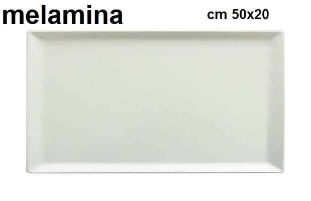 VASSOIO MELAMINA BI.cm 50x20|Novalberghiera