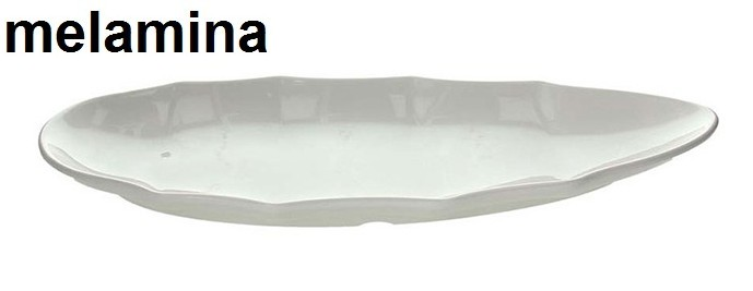 PIATTO BAMBOO MEL.cm 41x16|Novalberghiera