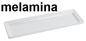 VASSOIO MELAMINA cm 35x20 BI|Novalberghiera
