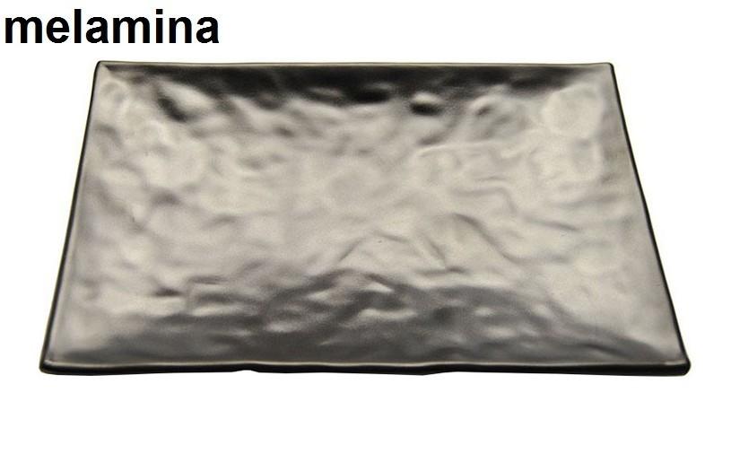 PIATTO RETT.MEL.cm 25x17 NE|Novalberghiera
