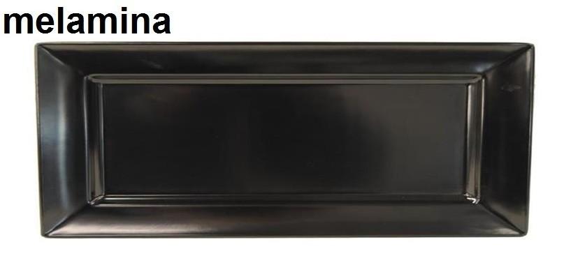 PIATTO RETT.MEL.cm 75x25 NE|Novalberghiera