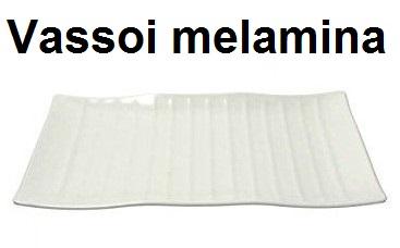 VASSOI MELAMINA AVORIO|Novalberghiera