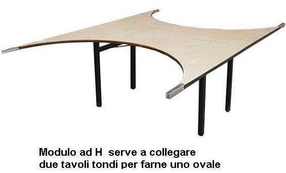 MODULO AD  H  120x70 | Novalberghiera