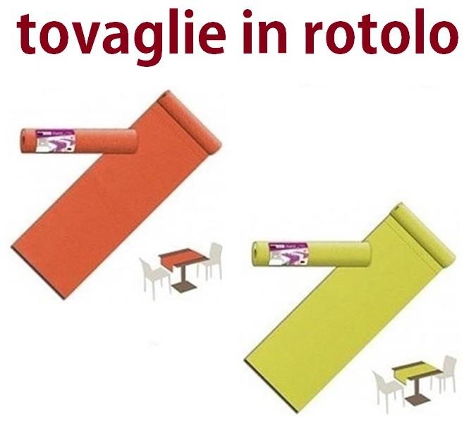 SERIE TOVAGLIE CARTA IN ROTOLO