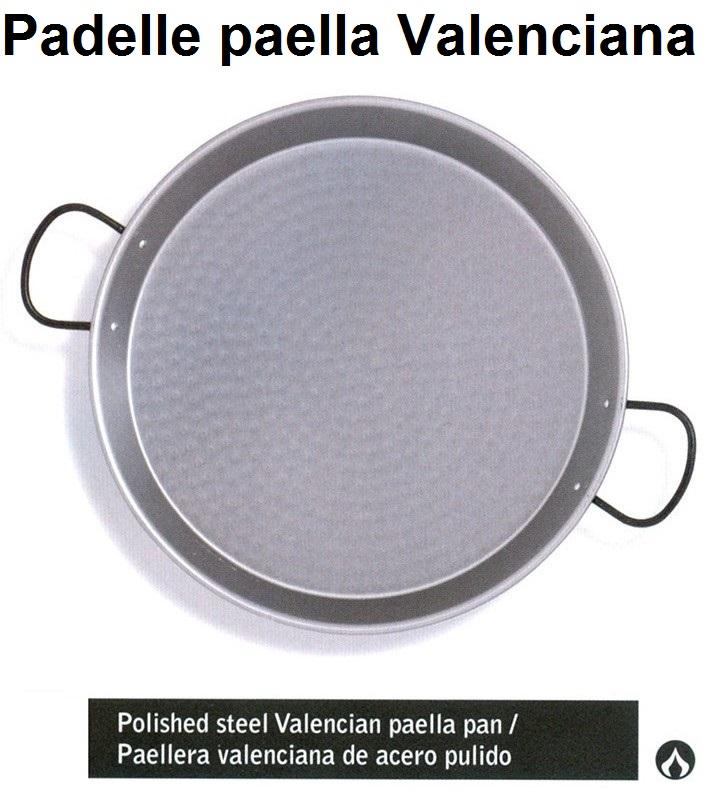 PADELLE PAELLA FERRO | Novalberghiera
