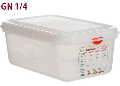 VASCA GN 1/4x10h POLIPR.C/COP.|Novalberghiera