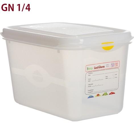 VASCA GN 1/4x15h POLIPR.C/COP.|Novalberghiera