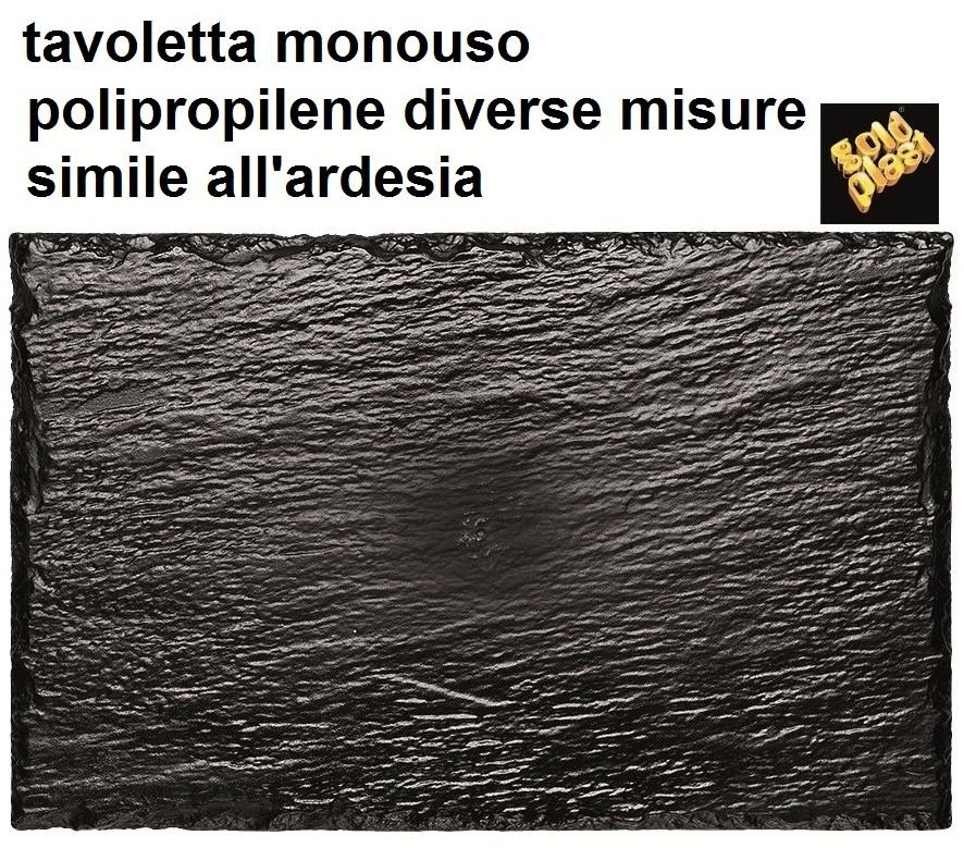 TAVOLETTA ARDESIA SINTETICA Novalberghiera